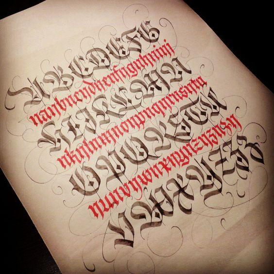 Tečaj kaligrafije - Omart radionice