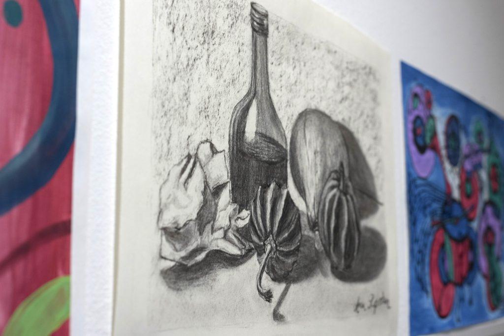 Tečaj crtanja i slikanja za odrasle - Omart radionice