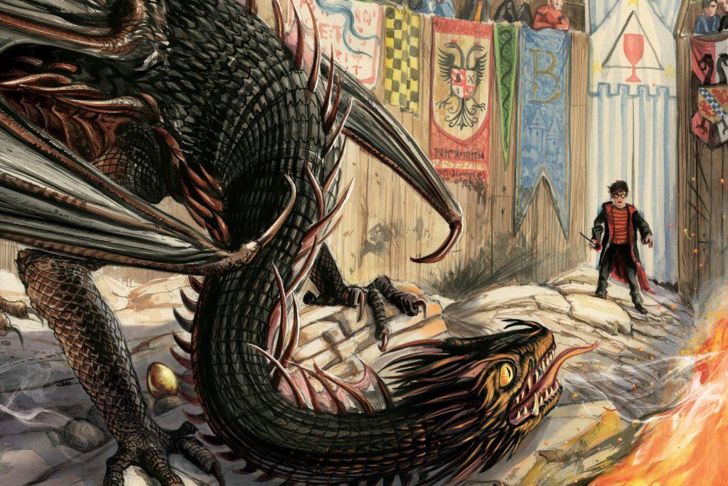 Harry Potter – online tečaj crtanja za osnovnoškolce!