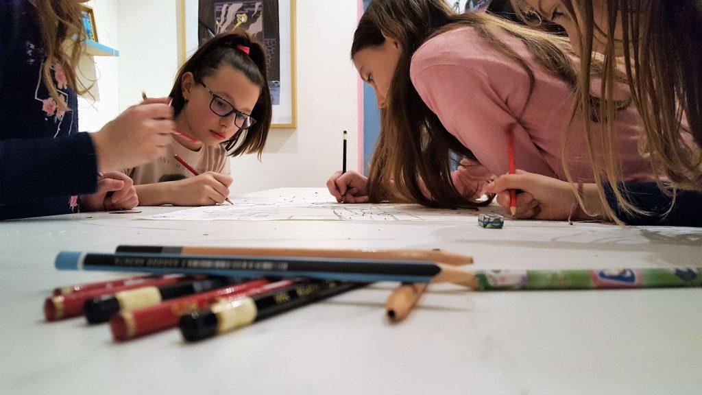 Teen Art 10-14g.