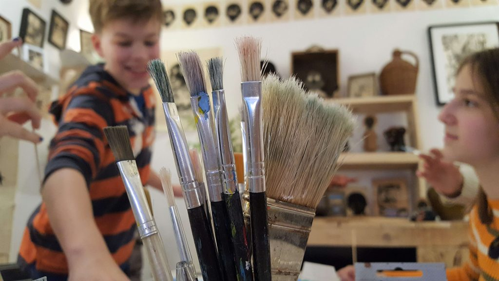 Kids Art - Omart radionice