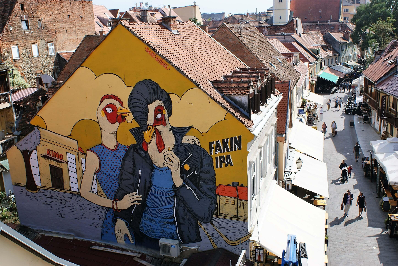 Street art i graffiti tečaj za mlade 16+