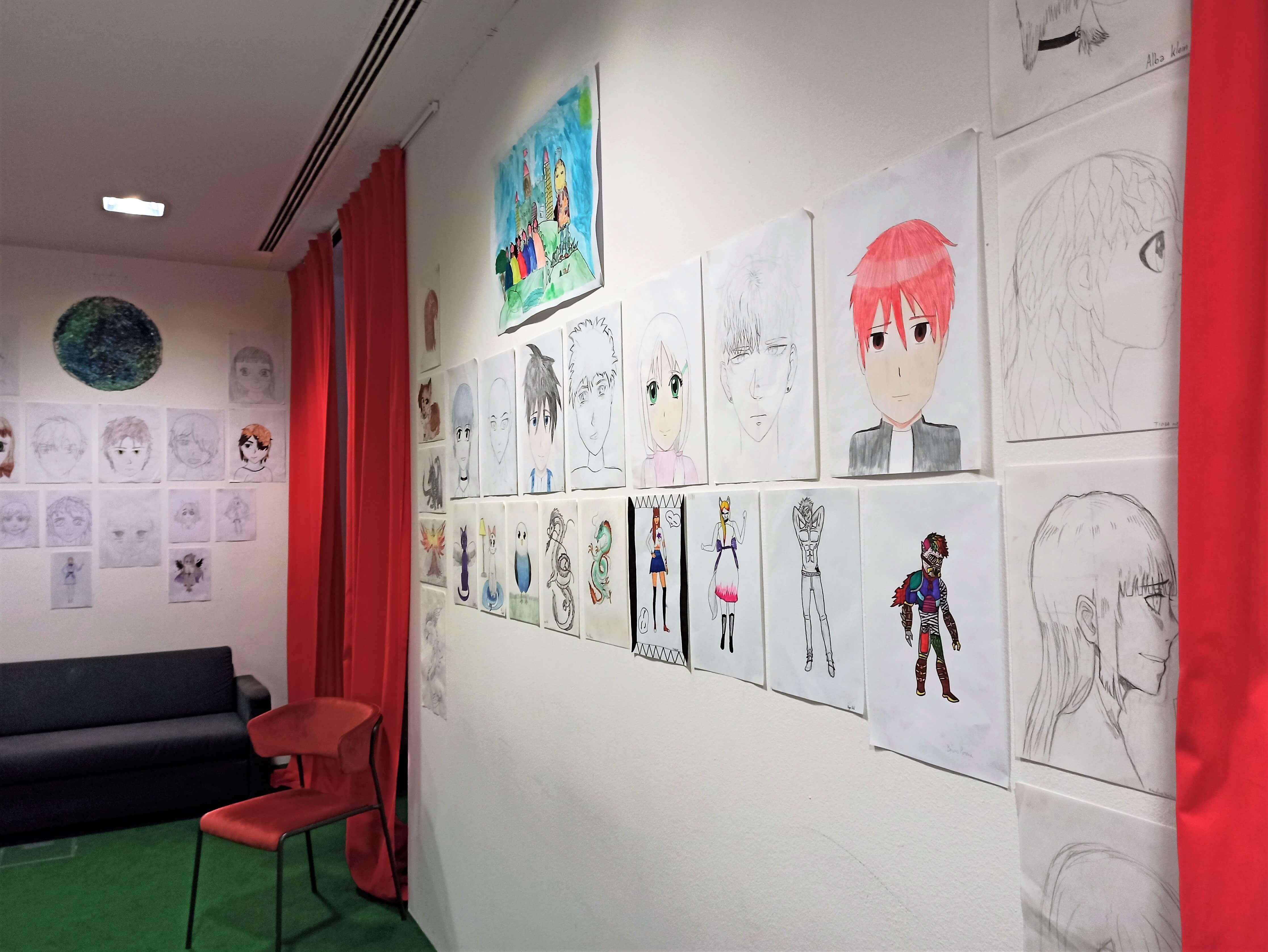 Mange i anime – tečajevi za osnovnoškolce
